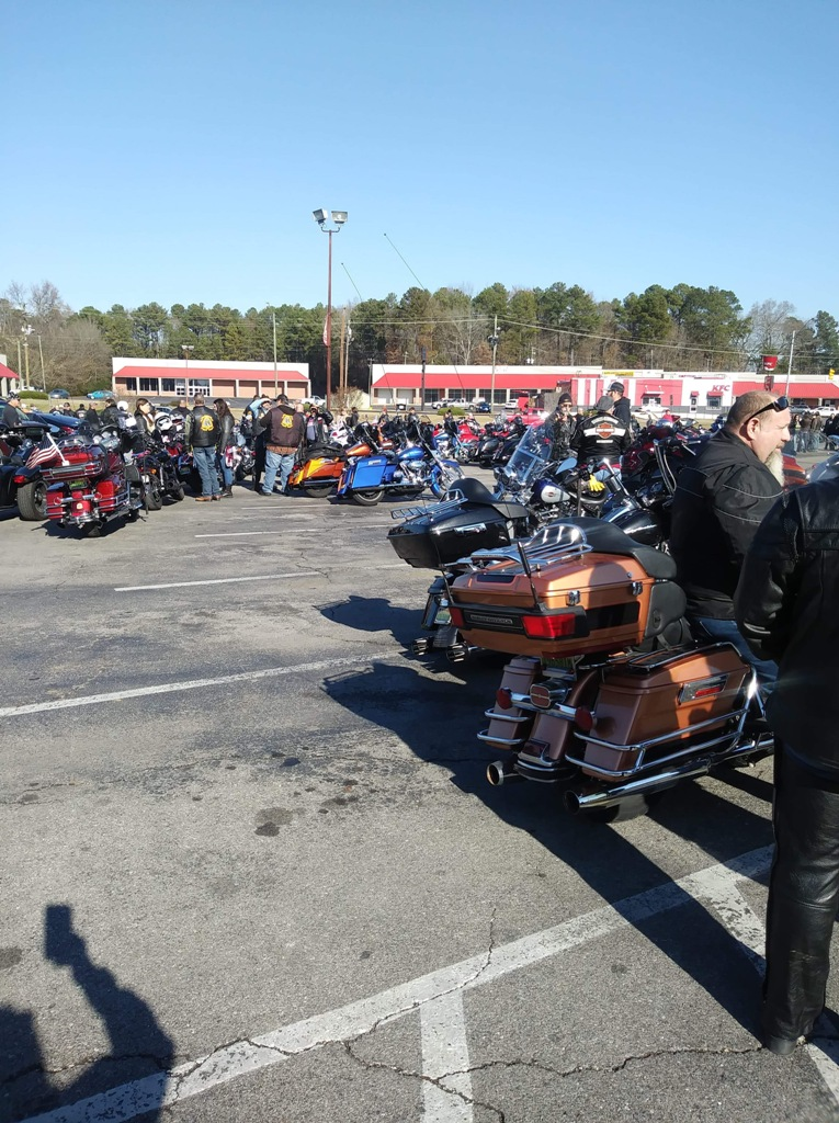 2019 Eldridge Childrens Home Toy Run 12