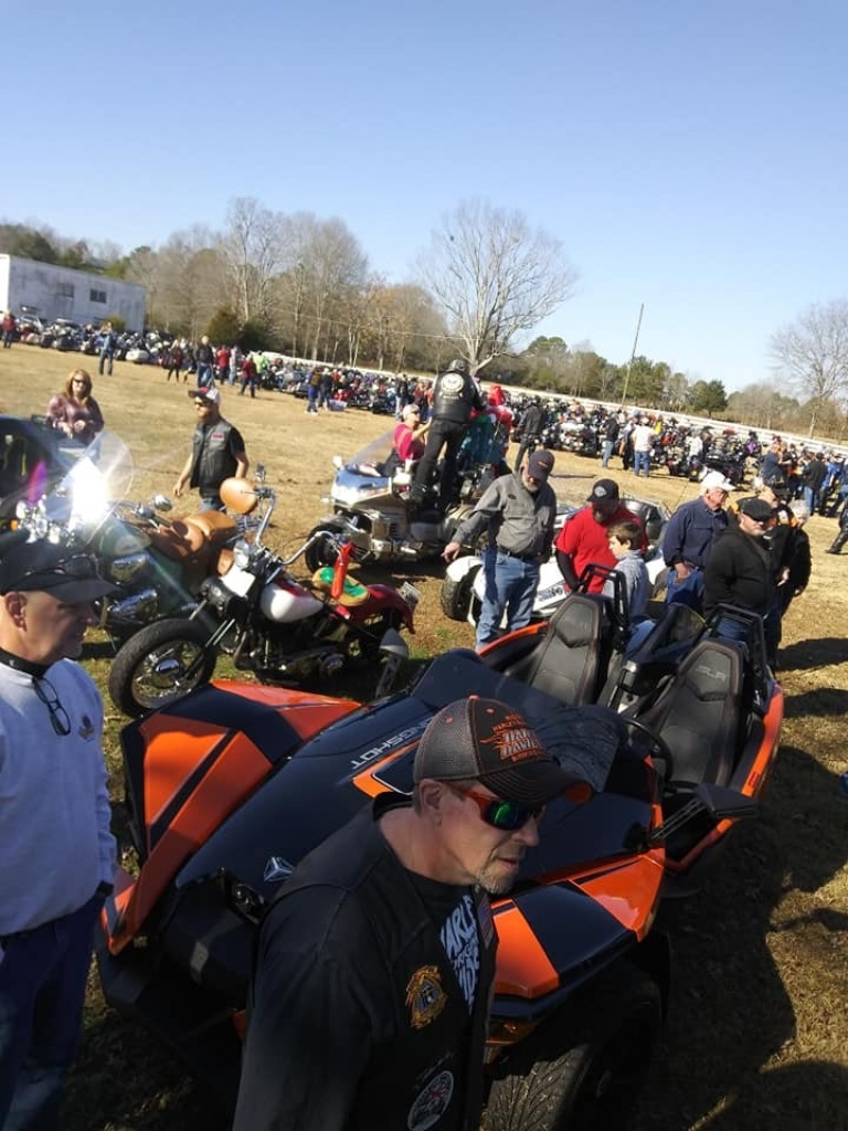 2019 Eldridge Childrens Home Toy Run 19