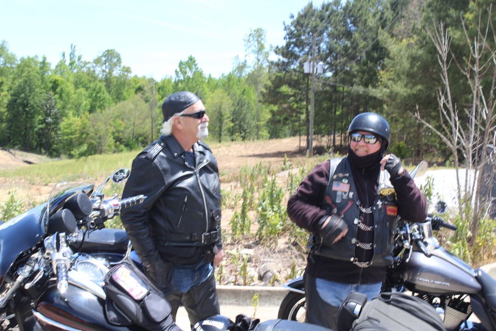 2020 Pardae ride to Heflin Nursing Home with Bernie McMichael 3