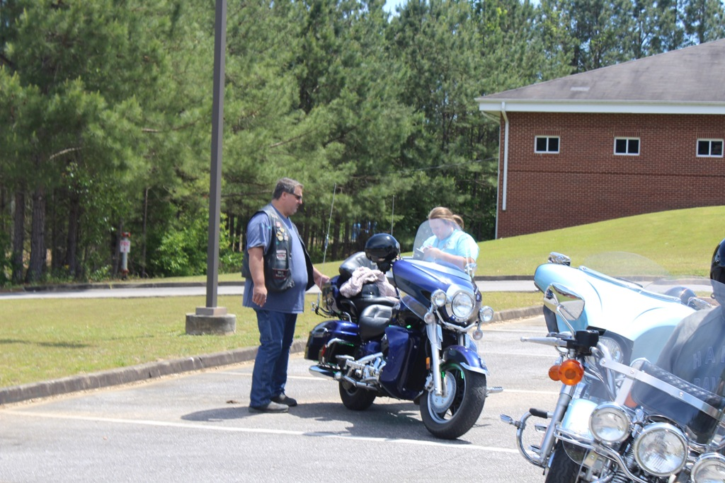 2020 Pardae ride to Heflin Nursing Home with Bernie McMichael 6