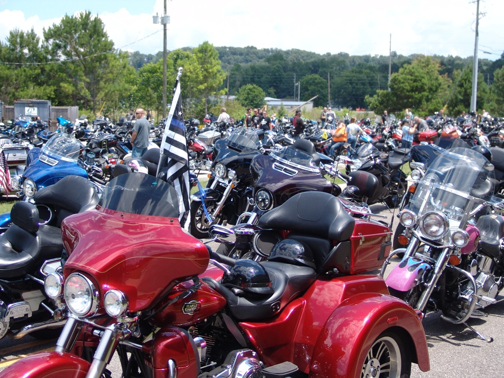 2020 Ride to honor Lt. Stephen Williams 5