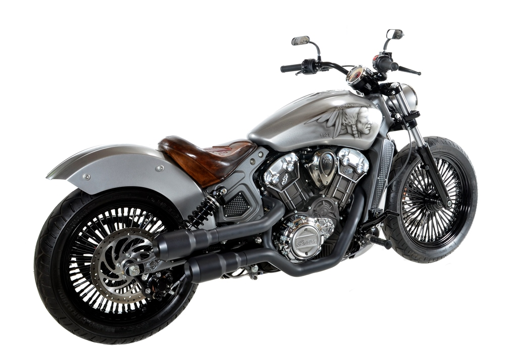 2016 Indian Scout Quot Lakota Quot Cycle Connections Motorcycle