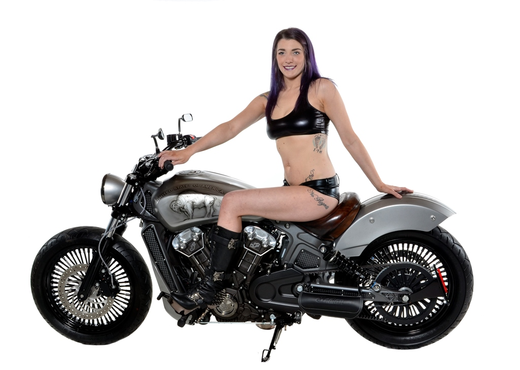 Behind the Scenes with Amanda - Cycle Connections Motorcycle Magazine