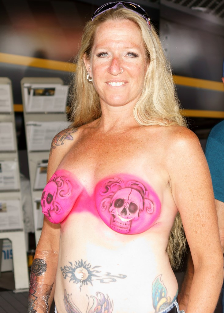 Paint Ink The Body Art Of Sturgis Cycle Connections Motorcycle Magazine