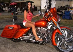 Cover Bike & Cover Model Search at The Bar - Lee's Summit, Missouri