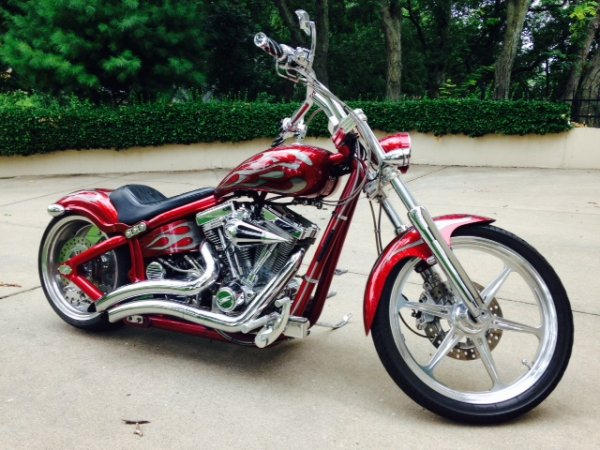 For Sale 2004 Swift Punisher Pro Street Custom Cycle