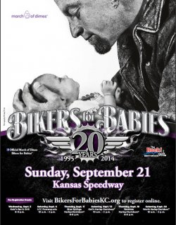 20th Annual Kansas City Bikers for Babies® Ride