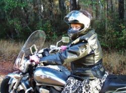 Inspirational Women: Kathy Wilkinson - Biker, Boat Captain, Paralegal & Grandmother