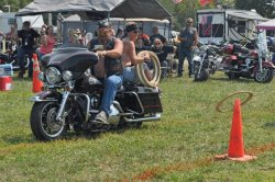 42nd Annual ABATE of Kansas Labor Day Rally - Lake Perry, Kansas