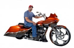 Doug Fifer & His 2015 Harley-Davidson Road Glide