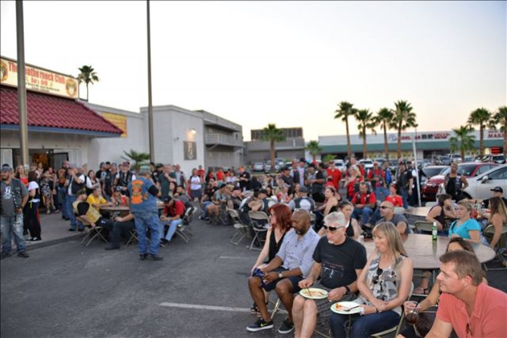 Las Vegas Toys For Tots : Marine riders toys for tots kickoff party u las vegas nevada