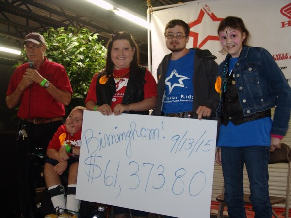 Ride for Kids – Birmingham, Alabama