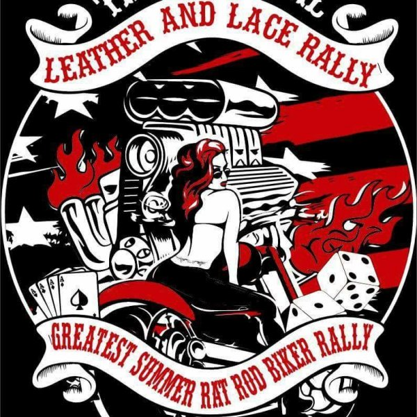 3rd Annual Leather & Lace Rally 2017 - Lathrop, MO