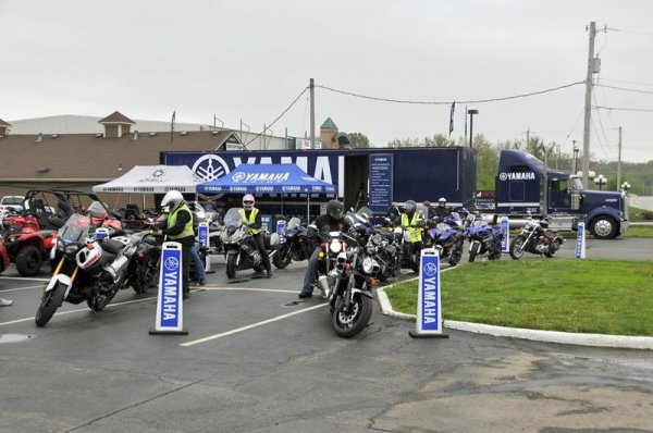 Yamaha Demo Days at Reno's Powersports KC – Kansas City, Missouri