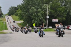 3rd Annual Mike's Ride - Lee's Summit, Missouri