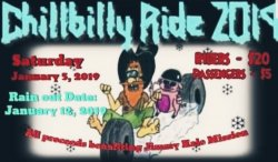 4th Annual ChillBilly Ride-2019, Moody, Alabama