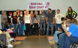 4th Annual Biker Diva Fashion Show - Shawnee, Kansas