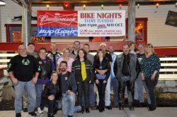 Bike Night at Joe's Crab Shack - Olathe, Kansas