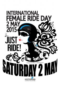 International Female Rider's Day - May 2, 2015