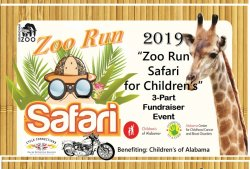 2019 Zoo Run Safari for Children's