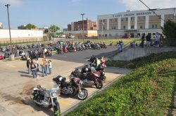 28th Annual Bikers with a Mission (BWAM) Ride - Kansas City, Missouri