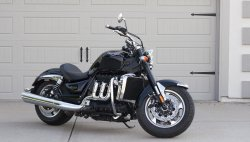 2010 Triumph Rocket III Roadster Long-term Test Report