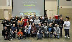 2013 All-American Motorcycle Show - Awards Ceremony