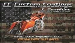 CC Custom Coating & Graphics