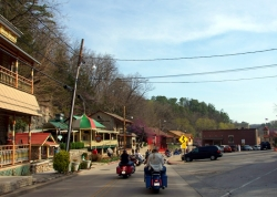 4th Annual MLB & SOB First Ride - Eureka Springs, Arkansas