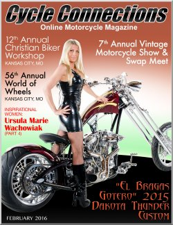 2015 Dakota Thunder Custom & Cover Model Ally