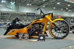 2014 All-American Motorcycle Show/World of Wheels - Kansas City, Missouri