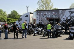 Victory Demo Rides at Shawnee Cycle Plaza – Shawnee, Kansas
