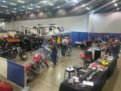 The Great American Motorcycle Show-Atlanta, Georgia-By: Rob Duve