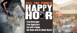 Gail's Harley-Davidson Feel the Power Happy Hour
