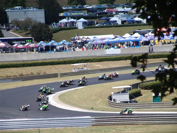 2019-MotoAmerica Championship of Alabama