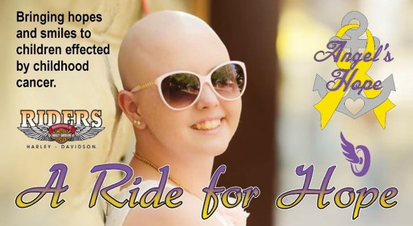 2018- A Ride For Hope