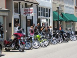 4th Annual Ride for NorthCare Hospice Dice Run – Kearney, Missouri