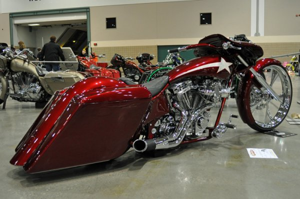 2013 All-American Motorcycle Show/World of Wheels-Kansas City, Missouri