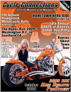 2008 Big Bear Choppers Miss Behavin ProStreet & Cover Model Jessica