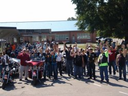 7th Annual Joshua Berry Ride for the Burkett Center – Trussville, Alabama
