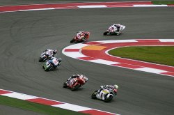 Motorcycle Grand Prix of the Americas - Austin, Texas