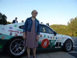 "Honda Grand Prix of Alabama and ""Racing for Children's"" Races into Barber Motorsports Park"