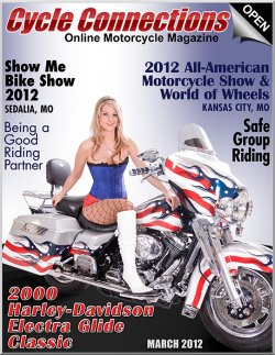2000 Harley-Davidson Electra Glide Classic & Cover Model Stephanie