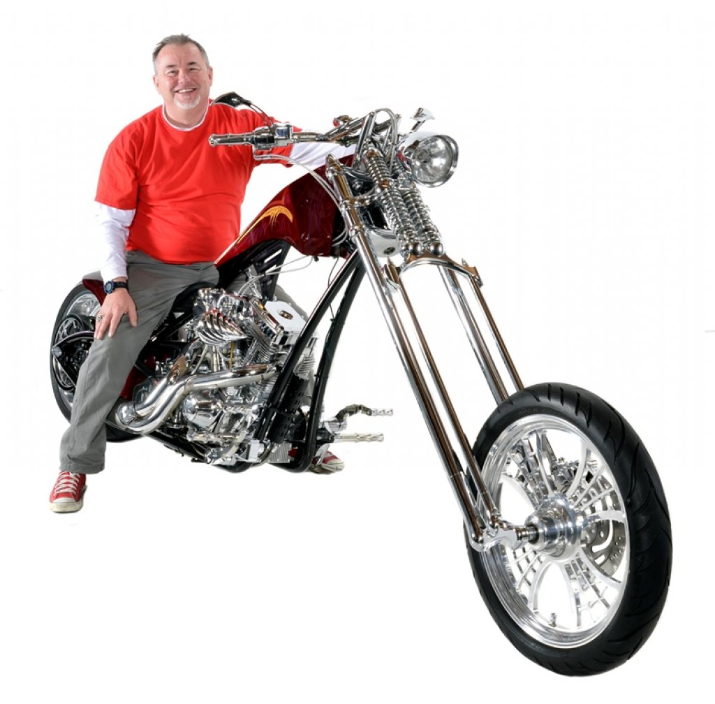 "Bill Hodson & His ""El Bragas Gotero"" 2015 Dakota Thunder Custom"