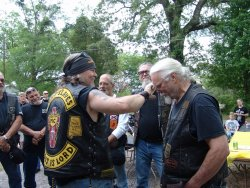 2017 Veterans Brotherhood Blessing of the Bikes - Irondale, Alabama