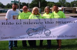 2nd Annual Ride to Silence the Stigma - Shawnee, Kansas