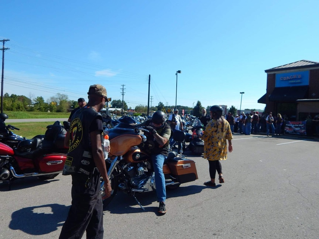 2019 Fallen Brothers Memorial Ride TN 14