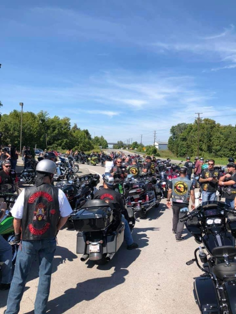 2019 Fallen Brothers Memorial Ride TN 4