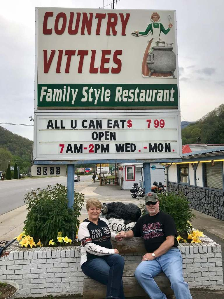 Country Vittles in Maggie Valley