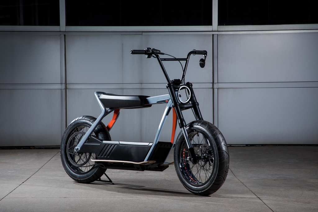HD Electric Concept 2.1 a